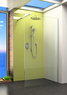Fürdőszoba felszerelés. Zuhanykabin, zuhanytálca, kád, szaniter, mosdó